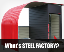 What's STEEL FACTORY?